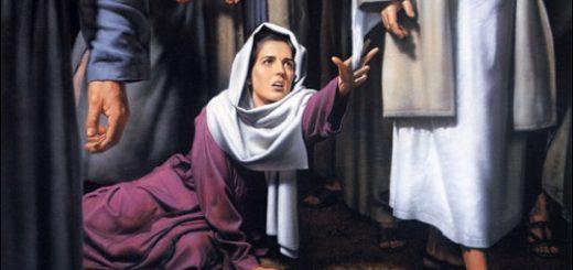 Истечение из тела, ритуальная нечистота и Иешуа