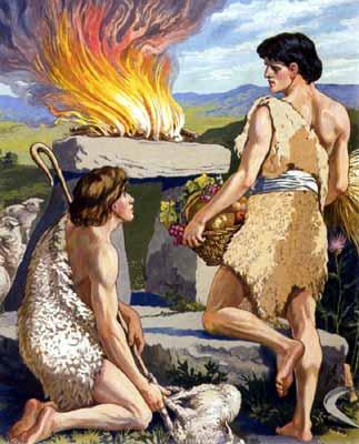 Каин, Авель и другие дети Адама и Евы