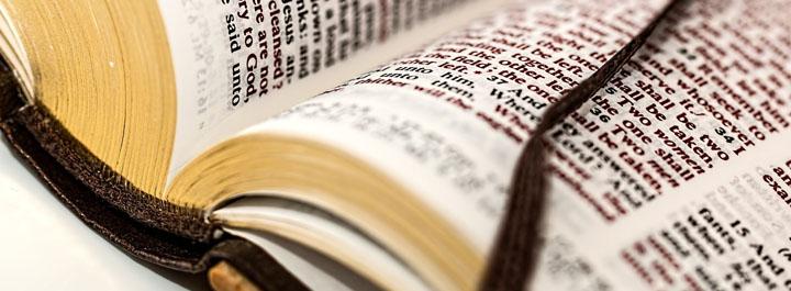 Библия и богословие