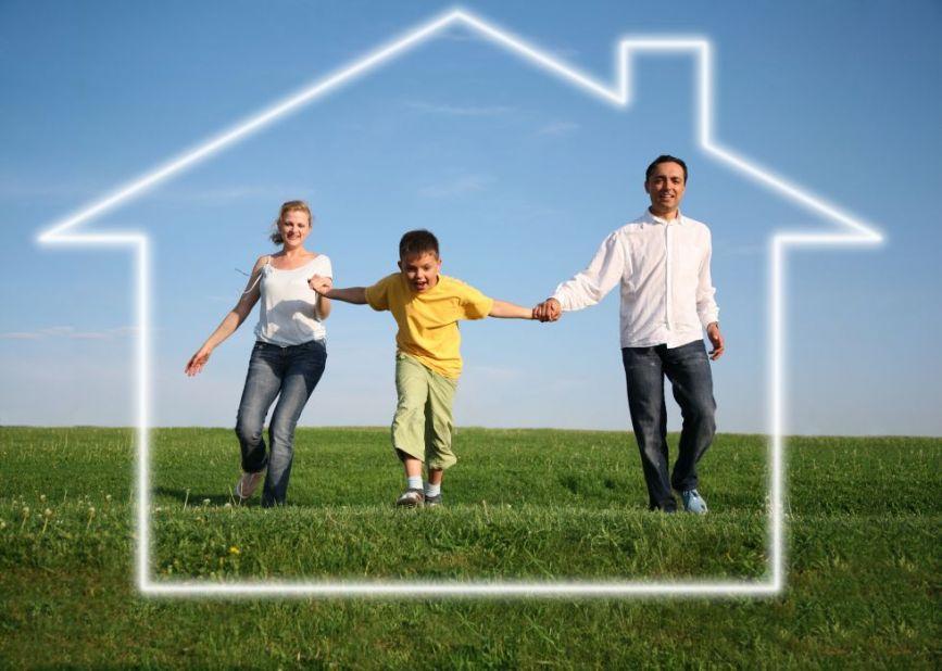 Молодой семье - жить с родителями?