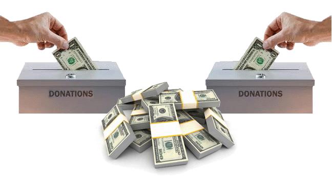 Вопрос десятин и пожертвований