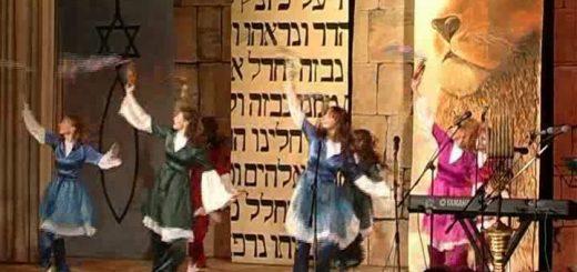 """15-летие еврейской мессианской общины """"Брит Хадаша"""", г. Минск. Видео"""