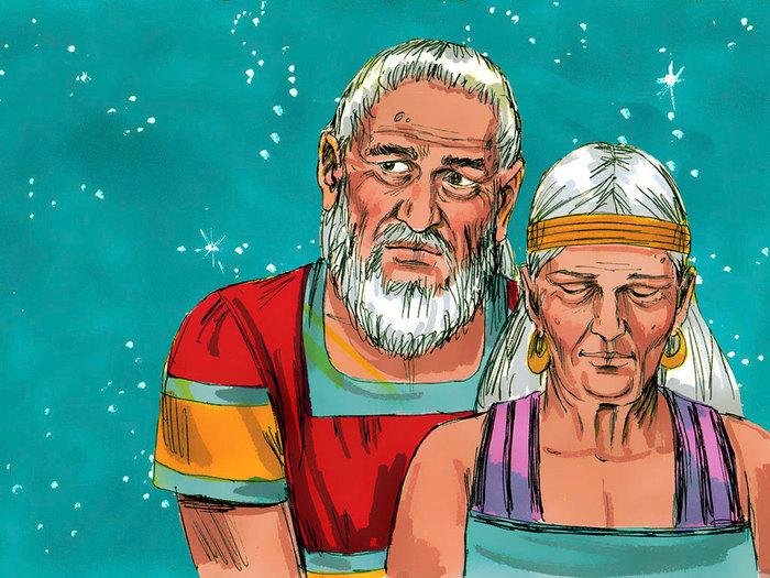 Почему Авраам сказал, что Сара его сестра, а не жена?