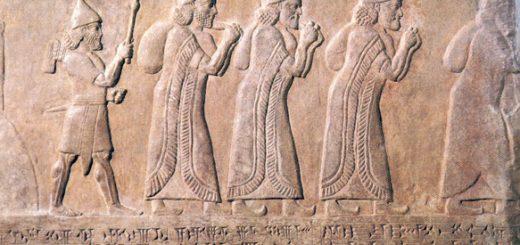десять колен Израиля