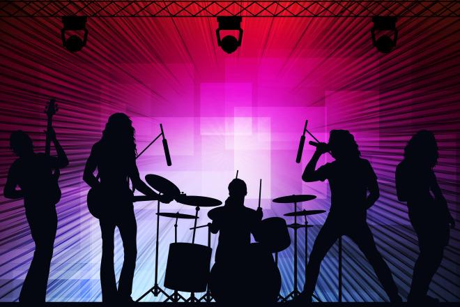 Неверующие музыканты в группе прославления