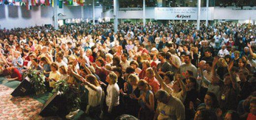 Великое Пробуждение и Торонтское благословение - в духе Кундалини?