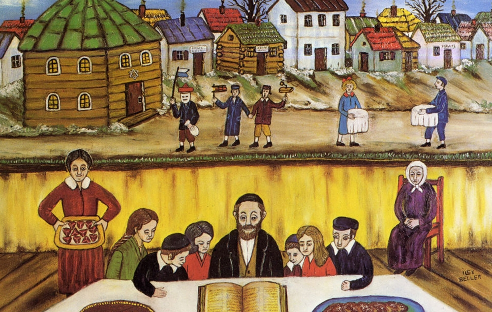 Почему в церкви не празднуют Пурим?