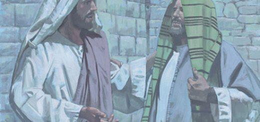 Рождение от воды и духа до Нового Завета