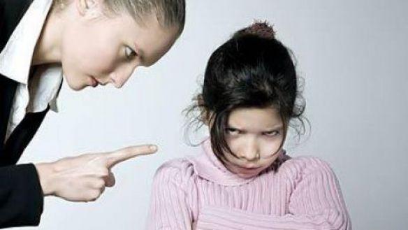 О физическом наказании детей