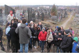 Подростковый Тур «Антисемитизм: миф или реальность?»
