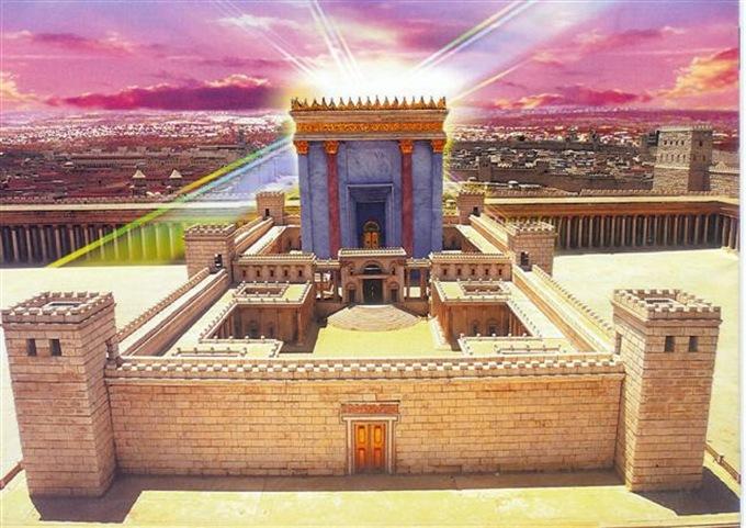о Третьем Храме