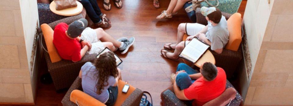 Домашняя группа: должен ли лидер открываться другим ее членам?