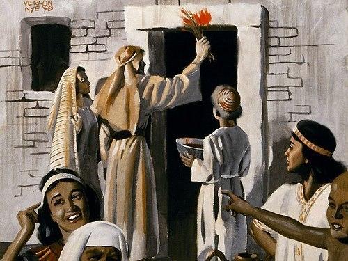 Кровь в Писании