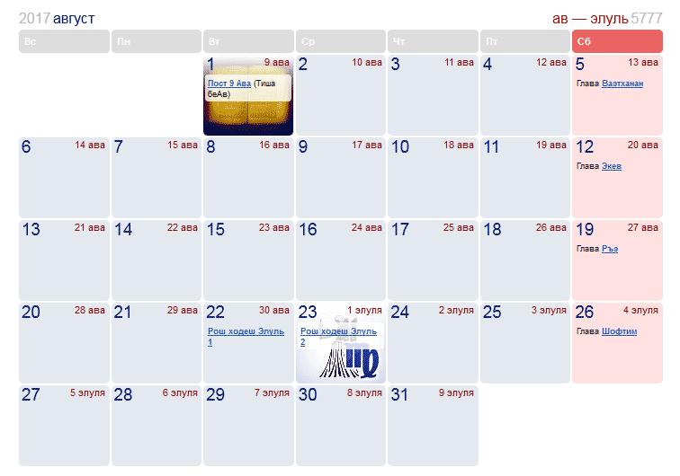 Праздники в израиле в сентябре октябре 2018 года