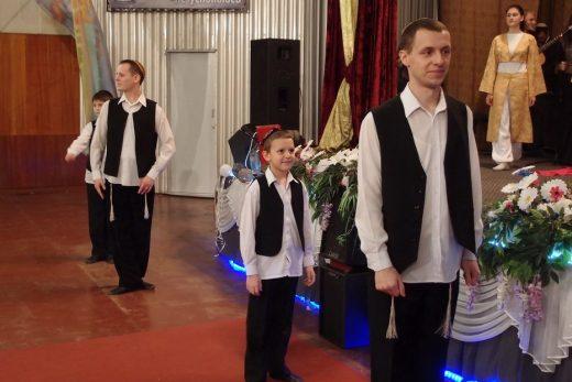 Концерт на Хануку-2011 в Виннице и Жмеринке. Фотогалерея