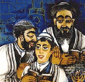 Бат Мицва и Бар Мицва в еврейских мессианских общинах