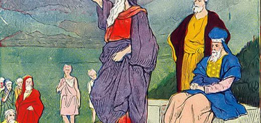 405px-Moses_speaks_to_the_children_of_Israel