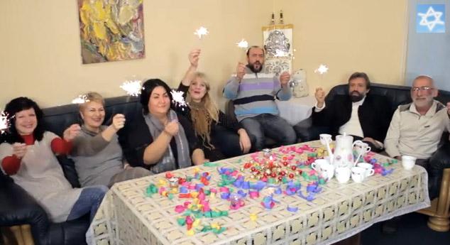 Поздравление с Новым Годом от старейшин КЕМО (видео)