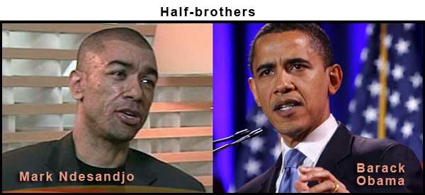 Брат Барака Обамы - Марк Обама-Нденсандьо