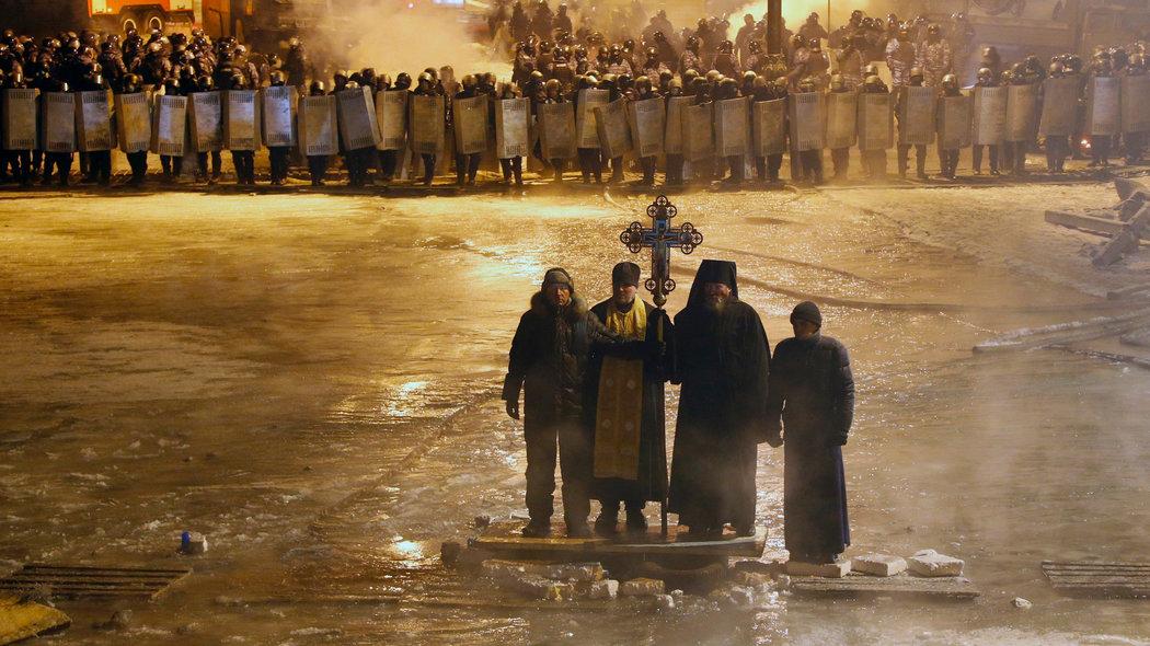 Евромайдан и верующие - я объявил себе войну?