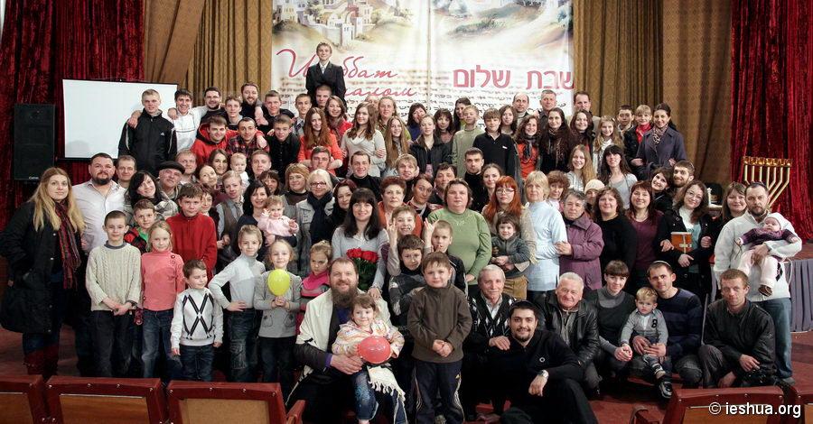 2013 год в событиях мессианской общины Винницы