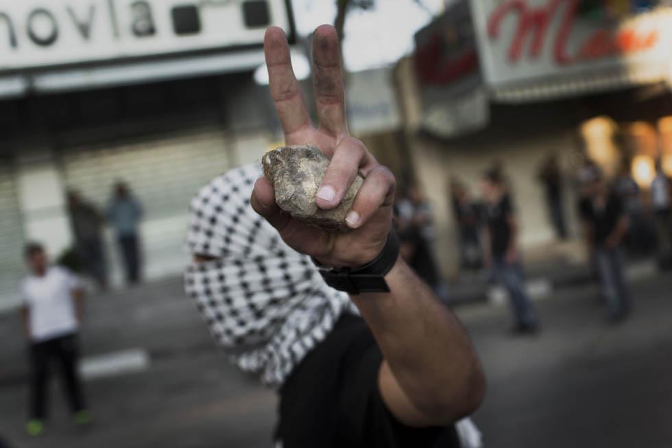 А что если бы евреи атаковали палестинских арабов?