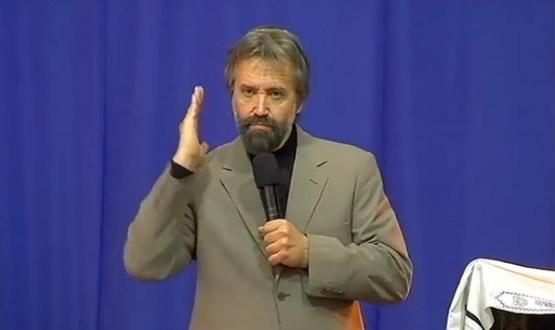 Борис Грисенко: С кем ты? Можно ли митинговать верующим?