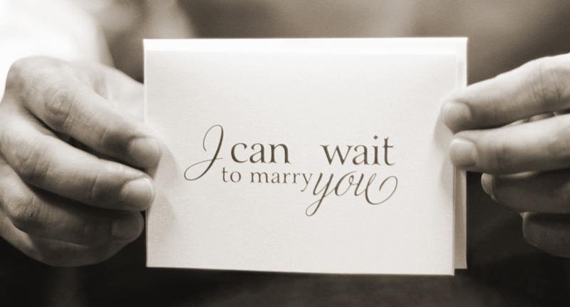 Испытательный срок до свадьбы. Как, сколько и зачем? (видео)