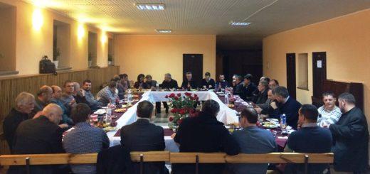 В Макеевке священники и журналисты молились за мир в Украине