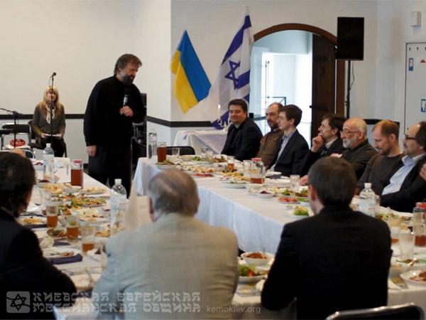 Главы евангельских церквей отпраздновали Пурим на межцерковной встрече КЕМО