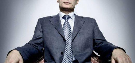 Путин: право сильного и фигура из трёх пальцев