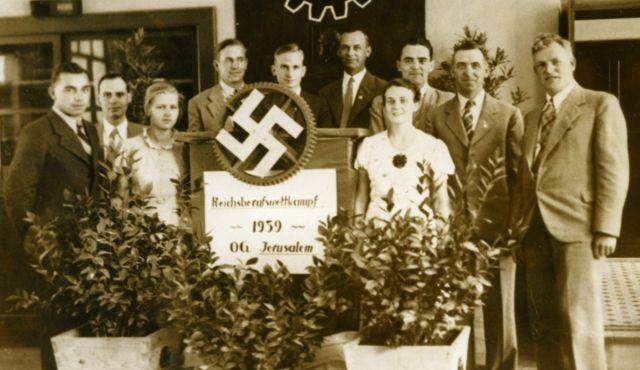 Нацисты в Эрец-Исраэль