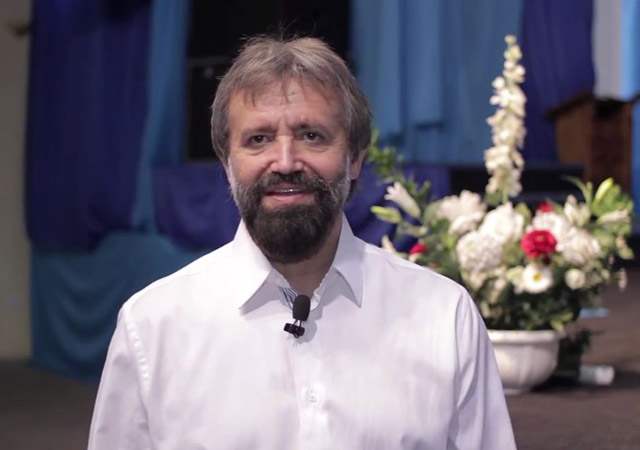 Поздравление с Песахом от раввина КЕМО, Борис Грисенко
