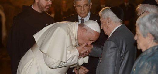 """Папа Римский: """"Холокост – трагедия, не имеющая аналогов"""""""