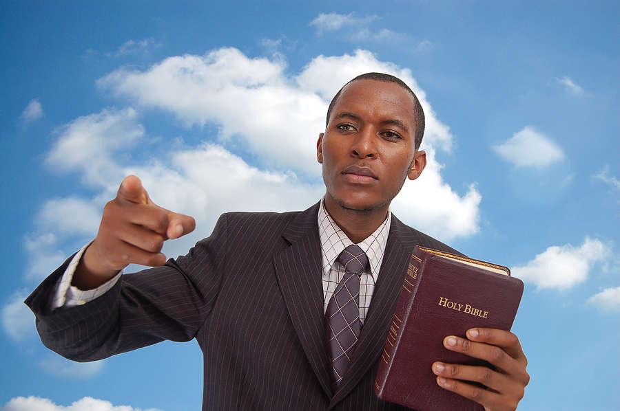 Ваша повседневная речь звучит церковно?