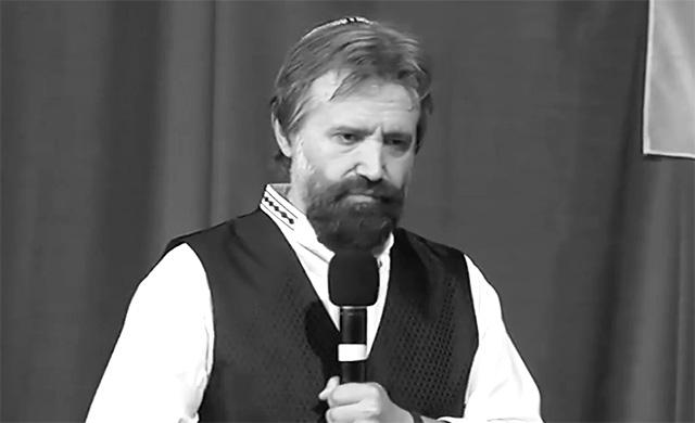 Борис Грисенко: Песах Шейни - второй шанс от Бога! (видео)
