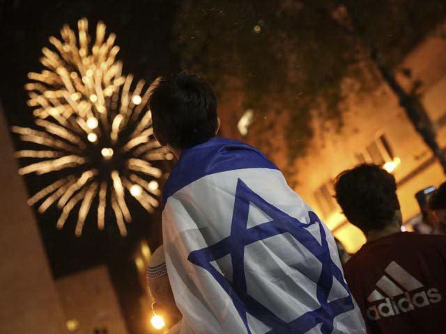 Израиль отметил 66-й День Независимости