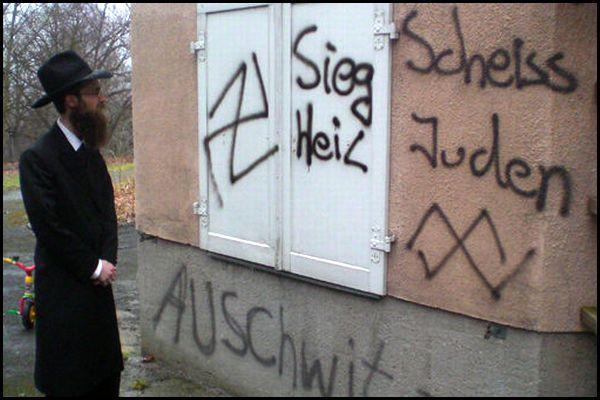 Где живут антисемиты?