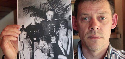Внук коменданта Освенцима борется с неонацизмом