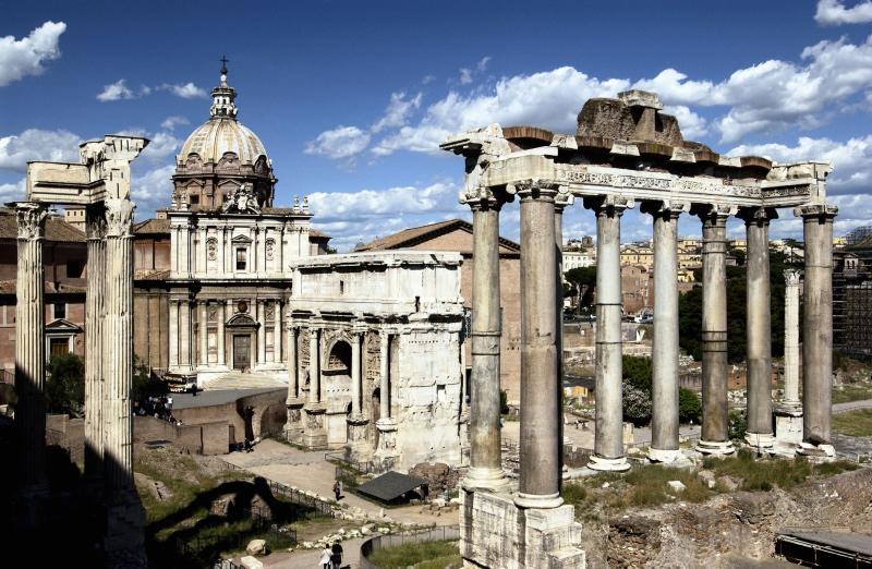 Вечное рабство римских евреев