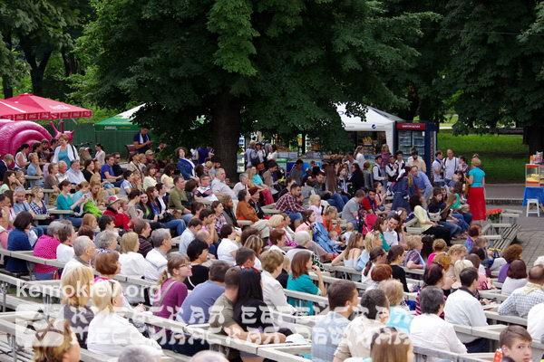 КЕМО проводит шаббаты в Киеве на открытом воздухе