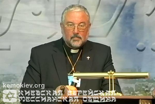 Йоханнес Фихтенбауер: без евреев Церковь не выживет!