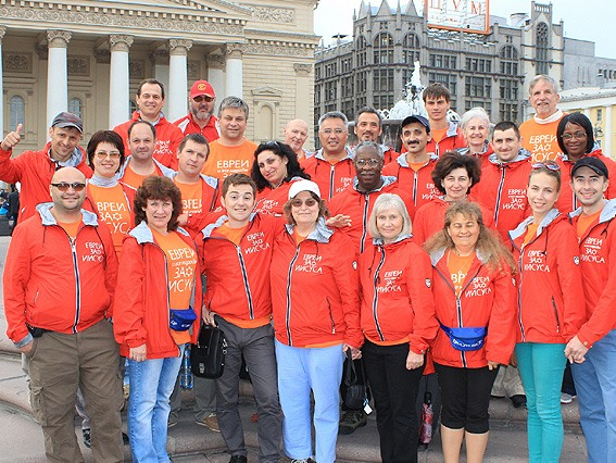 «Евреи за Иисуса» провели в Москве евангелизационную кампанию