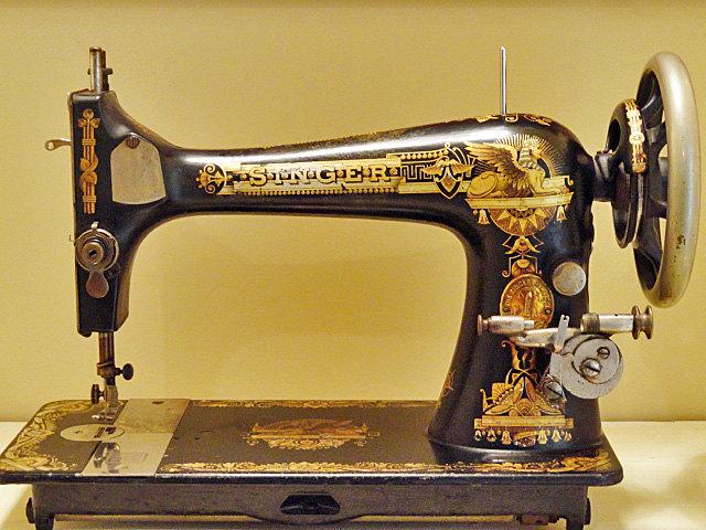 Король швейных машинок