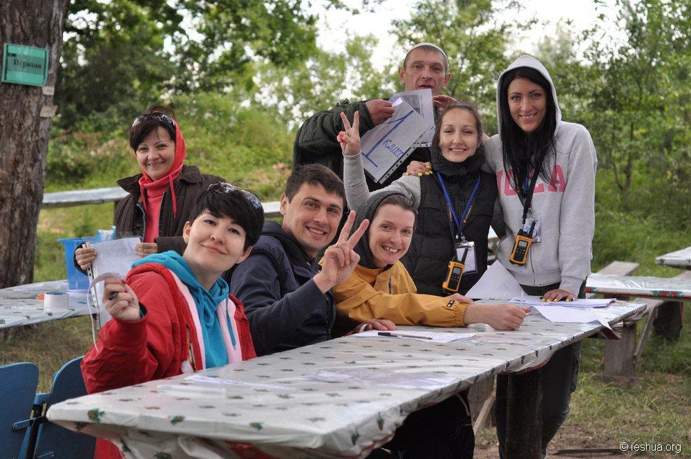 Под Бердичевом прошёл лагерь-съезд служителей реабилитации. Фото