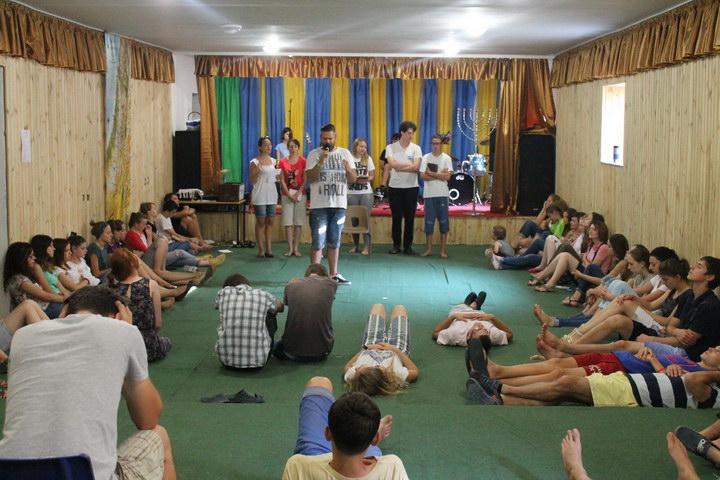 В Бердичеве прошла Четвертая Молодежная Молитвенная школа