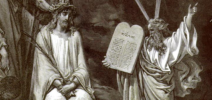 Моисей или Иешуа - закон или жизнь