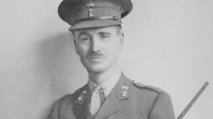 Нееврейский командир «Еврейского легиона»