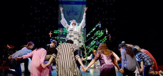 """Фоторепортаж с конференции """"130 лет восстановления мессианского движения"""" в Кишиневе"""