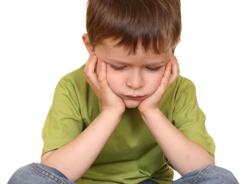 Четыре действия родителей, приводящие детей в уныние